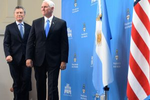 Balance de la gira de Mike Pence