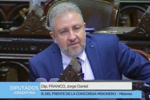 """Vuelta al Fondo: """"Da la sensación que el Gobierno se quedó sin letra y apela a viejas historias», dijo Jorge Franco"""
