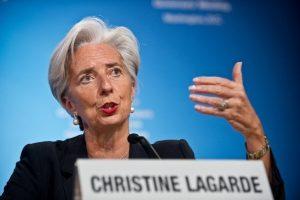 Lagarde: «Las conversaciones con Argentinas están progresando bien»