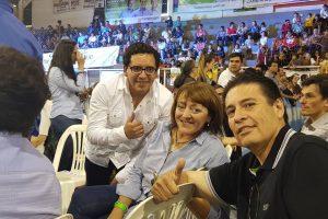 Pablito Velázquez: «Losada critica porque nosotros sí tenemos plan de gobierno»