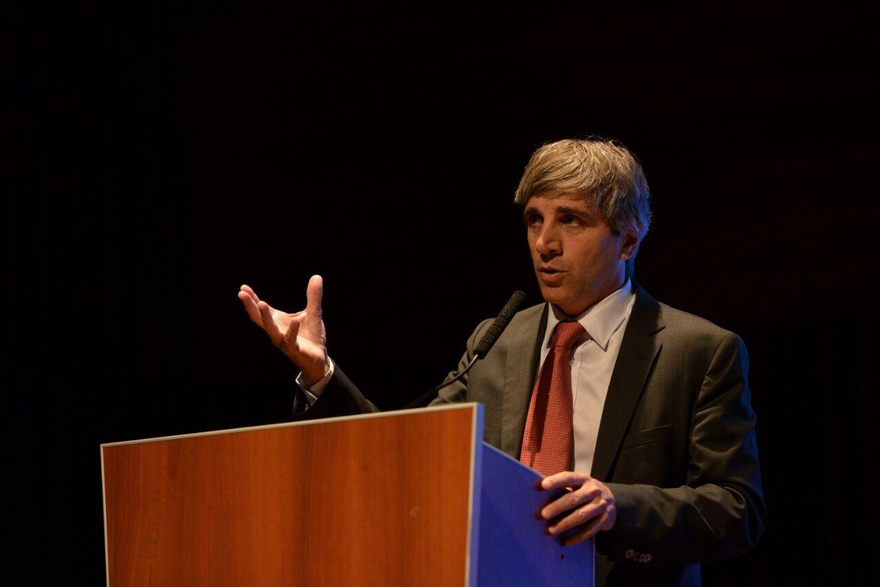 Luis Caputo reemplazará a Federico Sturzenegger en el Banco Central