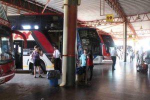 El transporte de pasajeros en crisis: suspenderían frecuencias y empleados