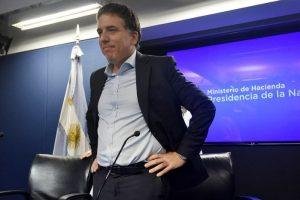 Macri pone a Dujovne como «super ministro» coordinador para cumplir con las futuras metas del FMI