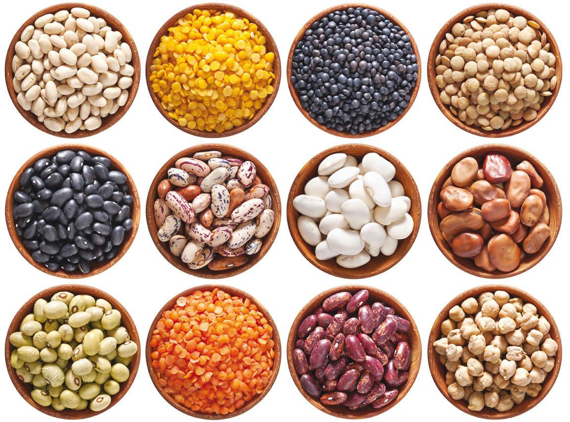 Frutos secos buenos para la anemia