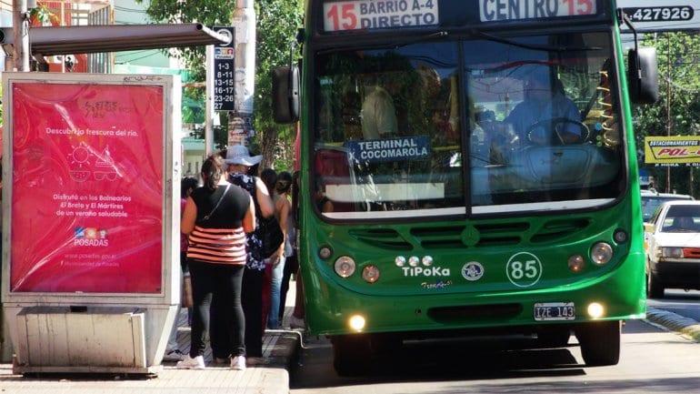 Gremios del transporte ratificaron su adhesión al paro general