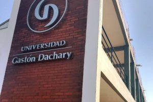 La Universidad Gastón Dachary suspende sus actividades dado la emergencia sanitaria