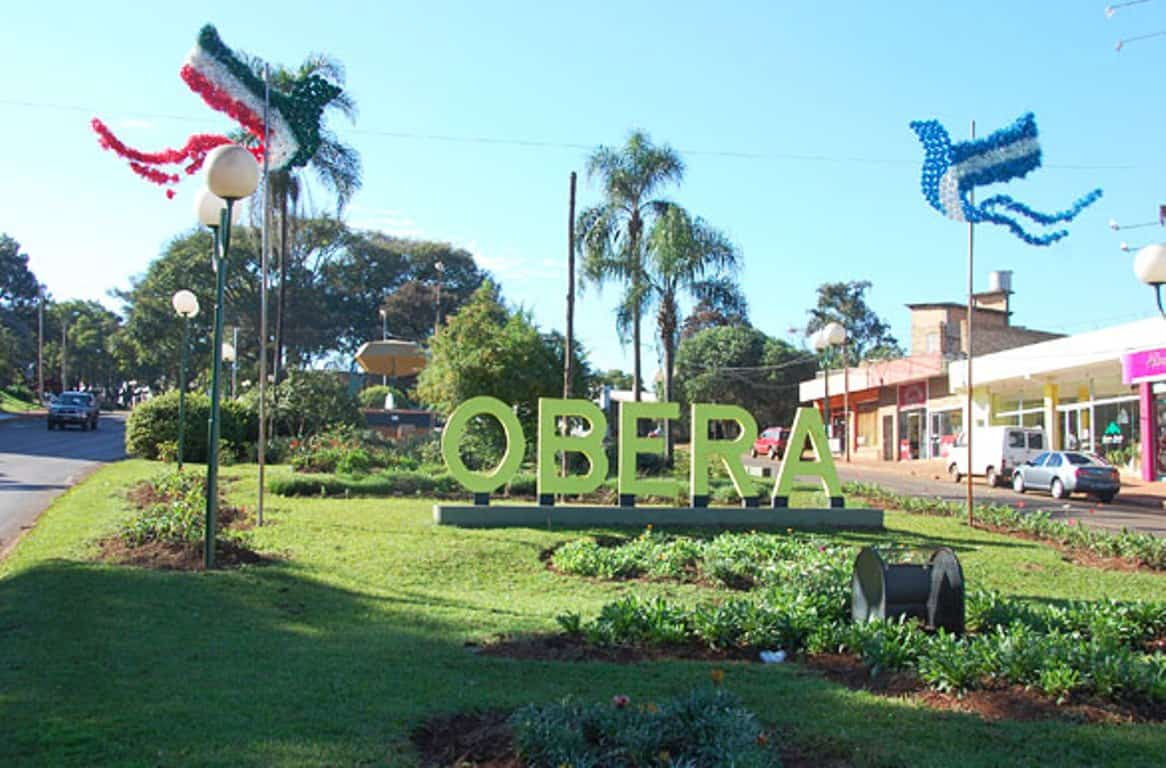 Lanzan circuito turístico gratuito en Oberá