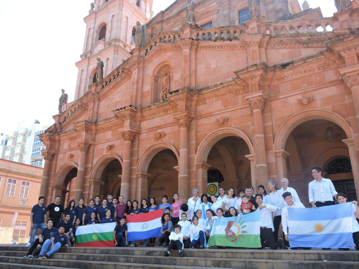 Buscan la integración del circuito jesuítico en la región Guaraní