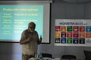 Destacado especialista en el Cambio Climático disertó en Ituzaingó
