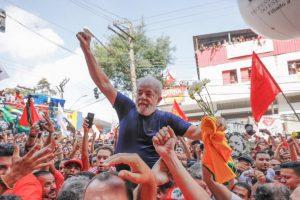 El PAyS repudia la detención al ex presidente Lula Da Silva