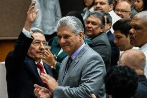 El Parlamento cubano dejó a Díaz-Canel a las puertas de la sucesión de Castro