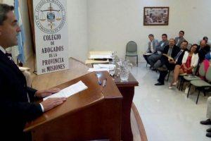 Los abogados de Misiones se niegan a usar el posnet