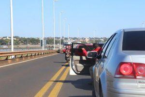 Personal de Prefectura fue atacado por paraguayos en la cabecera del puente Posadas – Encarnación