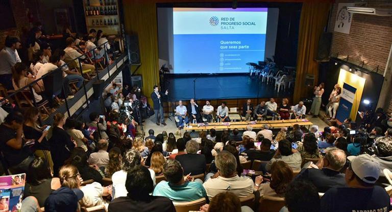 Salta lanzó inédito índice para testear lucha contra la exclusión