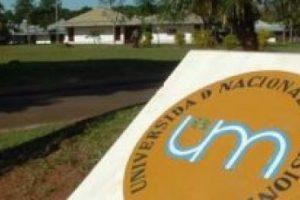 Alcances de la suspensión de actividades en la UNaM