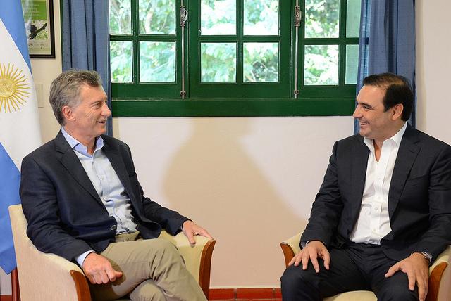Macri analizó agendas con gobernadores del NEA y este viernes se reúne con Passalacqua