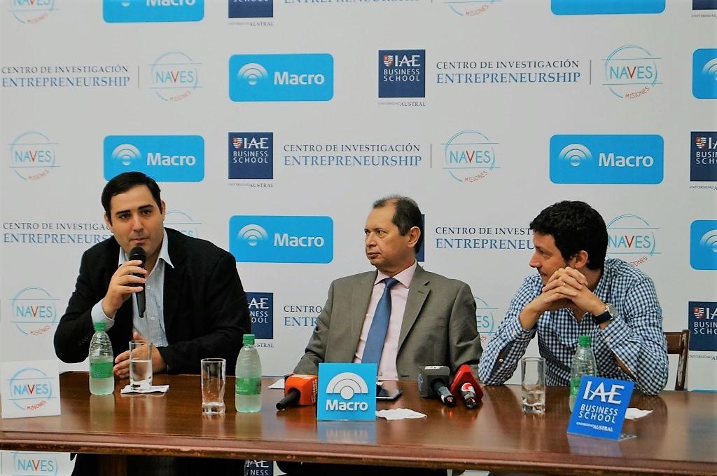 Oberá recibirá una nueva edición de Naves, la incubadora de emprendedores