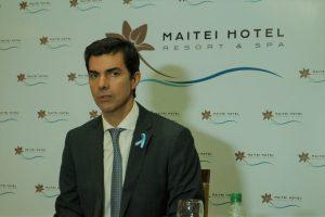 Urtubey: «La única política económica que parece haber en el país es la monetaria»