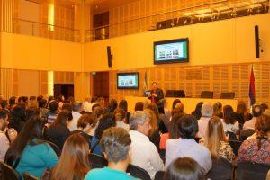 Legislatura: Presentaron nuevos aportes teóricos y prácticos para áreas de ceremonial y protocolo