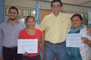 Empleo Independiente: El municipio posadeño financió emprendimientos por dos millones de pesos