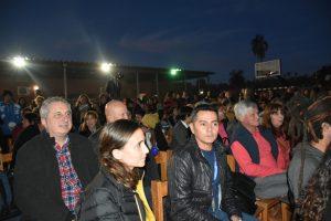 Passalacqua participó de la apertura del Iguazú en Concierto