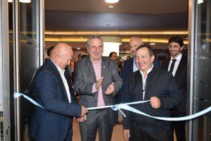 Passalacqua destacó a «los misioneros que apuestan a la producción» al inaugurar el Merit Iguazú Hotel