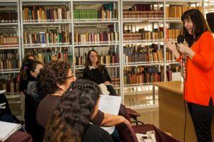 Se realizará una nueva edición del curso Bibliotecas Escolares en la Biblioteca del Parque del Conocimiento