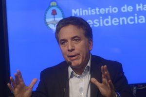 Dujovne confirmó las conversaciones para «financiamiento preventivo» con el FMI pero no habló de montos