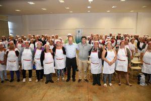 La EBY capacitó a voluntarios sociales en manipulación de alimentos