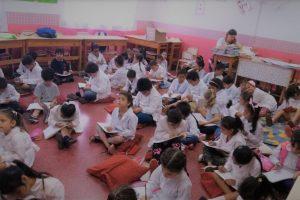 Cuando la lectura une a la Escuela con las familias