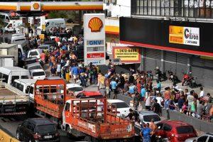 La crisis del combustible en Brasil provocó una fugaz explosión de venta en las estaciones de servicio del NEA