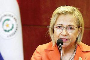 Ex jueza Alicia Pucheta juró como vice en Paraguay y ocupará la Presidencia hasta asunción de Abdo