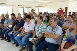 Intendentes de la Codeim evaluaron la compra de maquinaria vial para los municipios