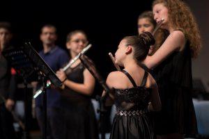 Un concierto de flautas para toda la familia en el teatro de prosa