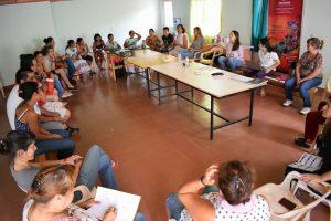 Avanza la creación del Mercado de la economía social en Bonpland