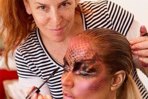 Regina, la reconocida maquilladora llega a Posadas con tendencias y una master class