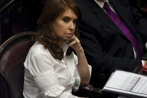 Reapareció Cristina: habló de «catástrofe» y de los «traidores a la Patria»