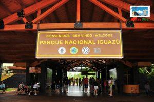 El Parque Nacional Iguazú alcanzó hoy los 600.000 visitantes y superó la marca del año pasado