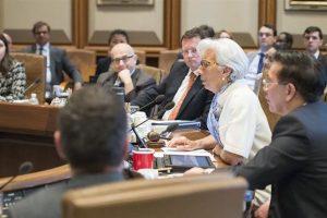 Lagarde dijo que se negocia un crédito de «acceso excepcional»