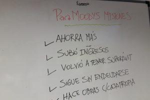 ¿Y si Macri copia a Misiones? Moody´s sacó un informe y destacó que hizo los «deberes» porque ahorra más, tiene superávit y no se endeuda
