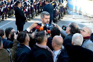Peña dijo que el freno a la rebaja de retenciones «no está en agenda» pero que «se puede discutir»