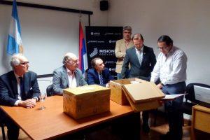 Puerto de Posadas: una UTE conformada por el grupo paraguayo Fénix y un socio local es la única oferente para la concesión