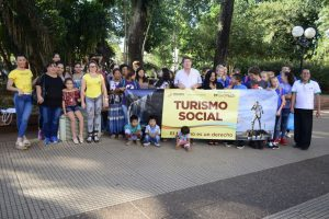 Un centenar de personas participó del programa El Turismo es un Derecho