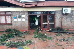 Un feroz temporal dejó un muerto y varios heridos en Misiones