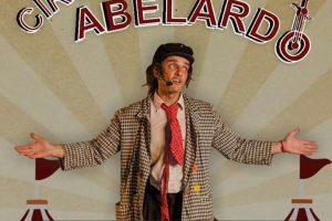 Este domingo el «Circo de Abelardo» se presenta en el Galpón de la Murga
