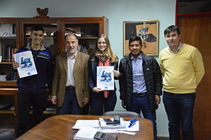 Estudiantes de la UNaM obtuvieron becas de Fundación YPF