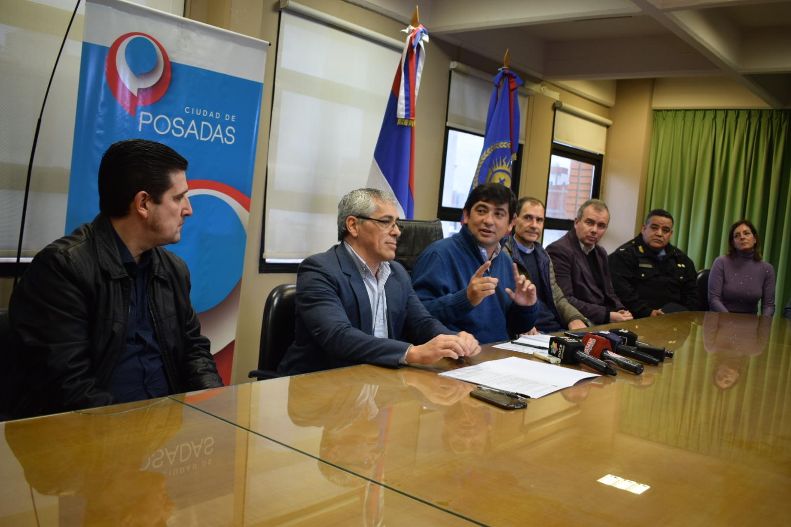 Posadas: presentaron la «Red Municipal de Abordaje Integral de Conductas Adictivas»