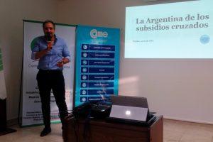 Diego Cabot: «Si la tarifa de luz está cara, tienen que buscar respuestas en la provincia, no en Buenos Aires»
