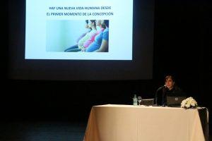 """En el Instituto Montoya se abordaron """"Cuestiones centrales en el actualdebate sobre la Legalización del Aborto"""""""