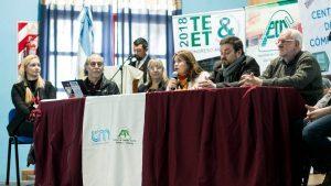 Más de 300 docentes de todo el país debatieron en Posadas sobre Educación y Tecnologías